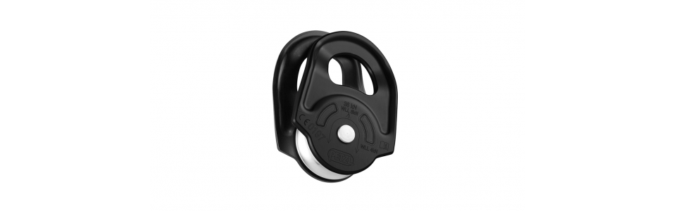 Petzl RESCUE Pulley, Black
