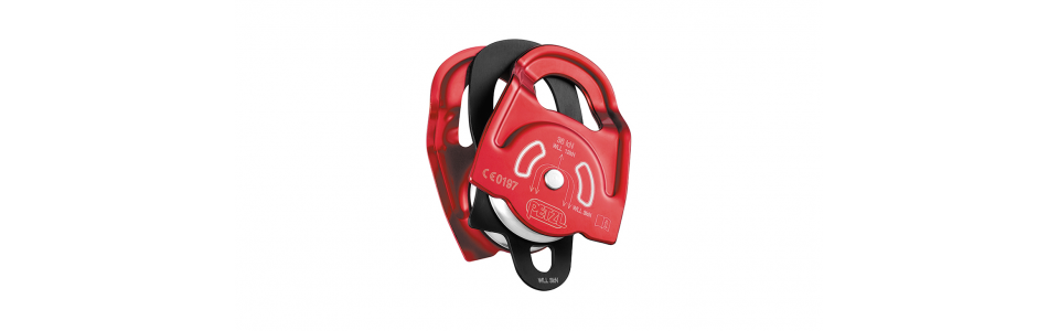 Petzl TWIN Double Prusik Pulley
