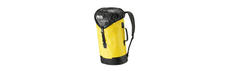 Petzl 30 Litre Portage Tackle Sack S43Y, Front