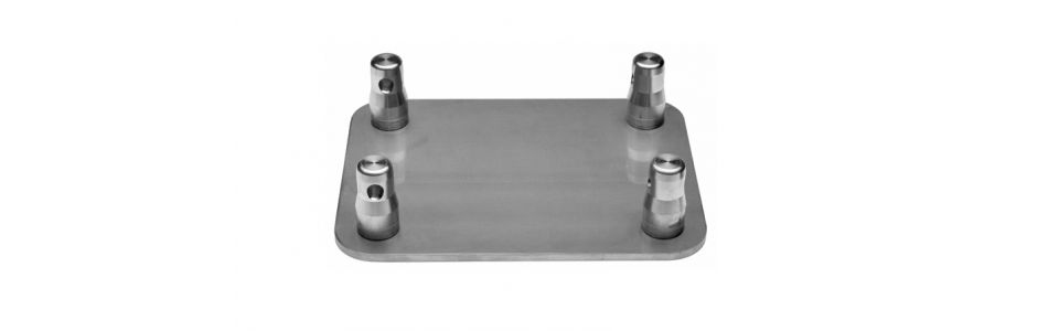 Prolyte S36 Series Rectangular Truss Baseplate