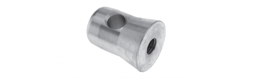 Prolyte CCS6 Male Conical Half-coupler