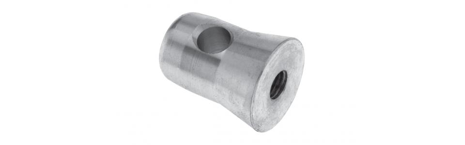 Prolyte CCS6 Male Conical Half-coupler