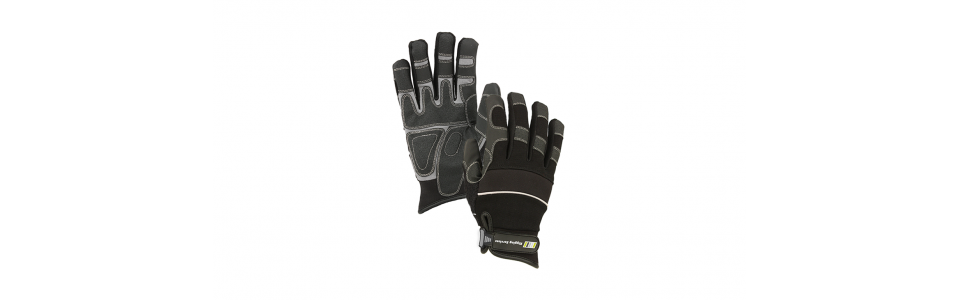 RS Noir Original Black Gloves