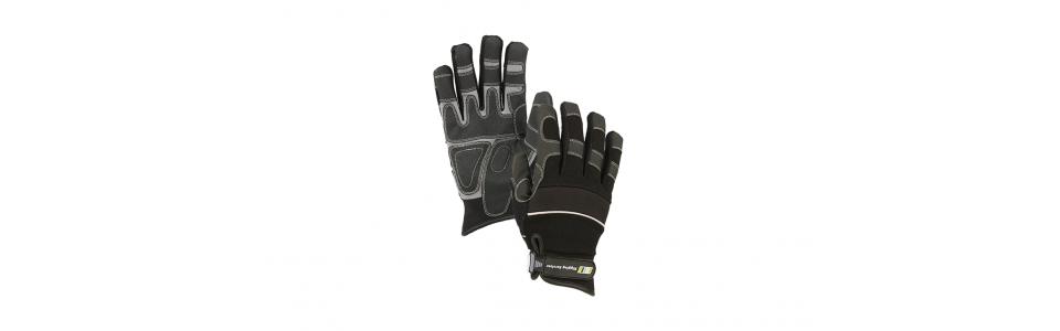 RS Noir Original Black Gloves