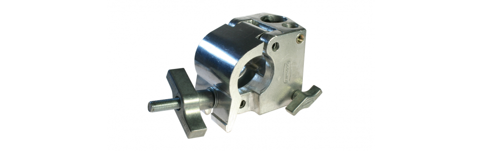 Doughty Barrel Socket Clamp, Self-colour