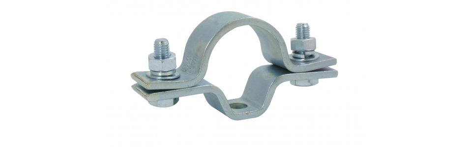 Doughty Universal Suspension Clamp, Self-colour