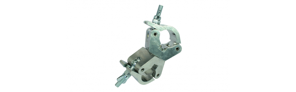 Doughty Swivel Coupler Clamp, Self-colour