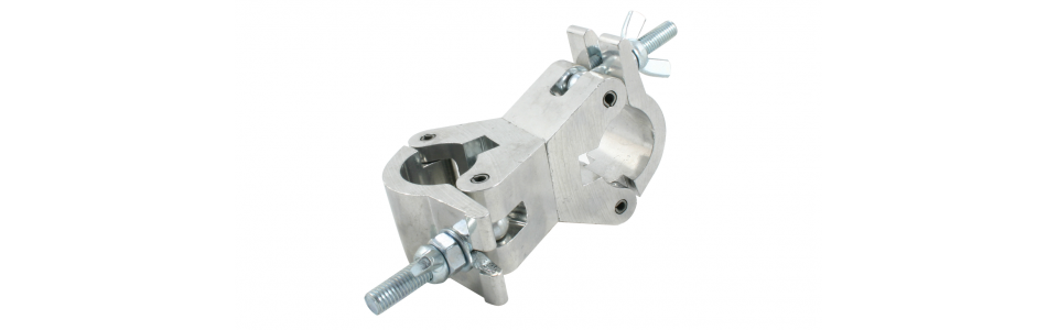 Doughty Fixed Coupler 90° Self-colour