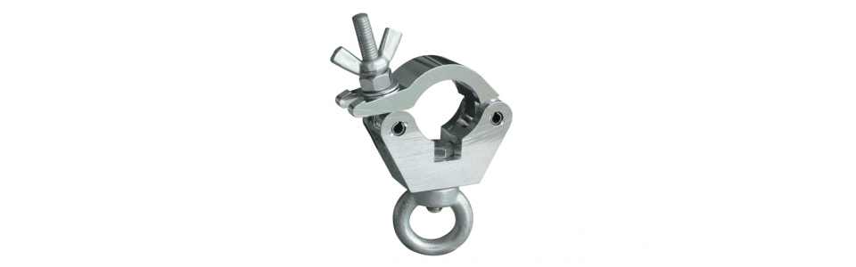 Doughty Half Coupler Hanging Slimline Clamp