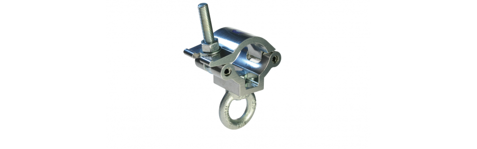 Doughty Half Coupler Hanging Lightweight Clamp