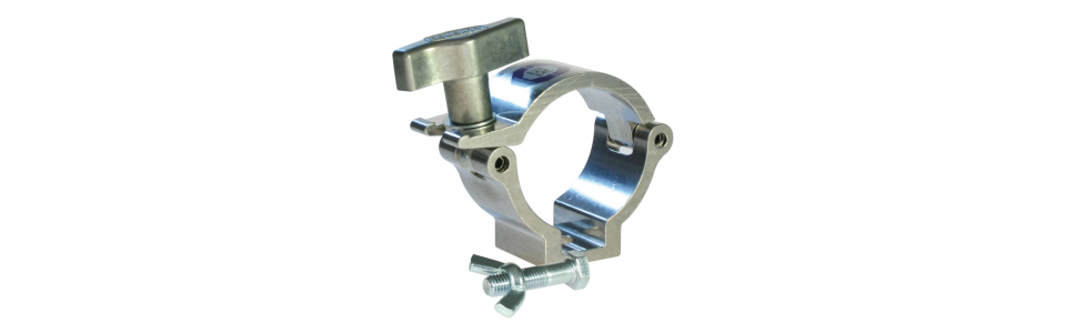 Doughty Hook Clamp Super Lightweight, Self-colour