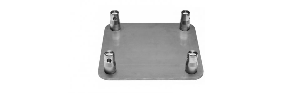 Prolyte Square 36V Series Truss Baseplate