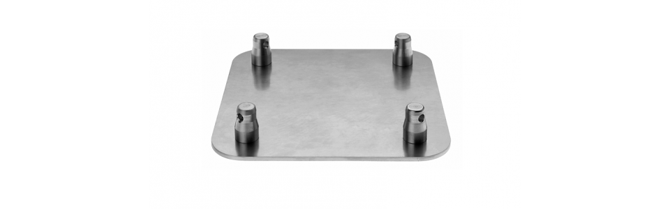 Prolyte Square 40 Series Truss Baseplate