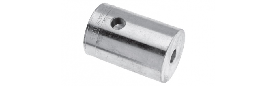 Prolyte CCS6 Female Coupler, 75mm