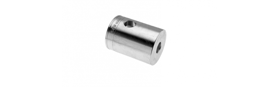 Prolyte CCS7 Female Coupler, 80mm