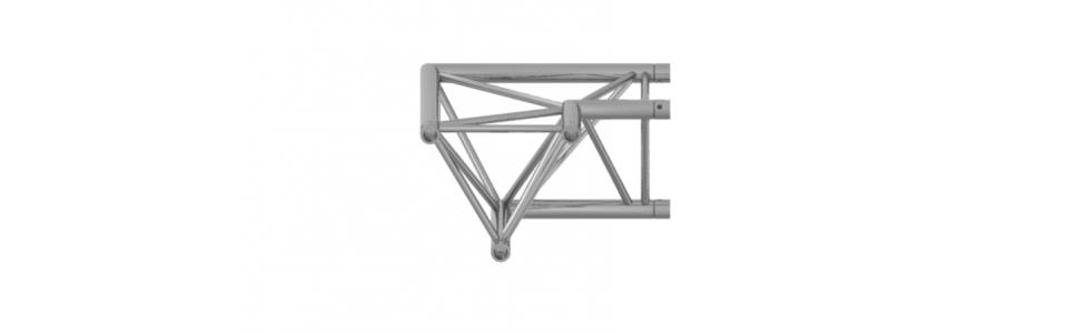 Prolyte Triangular 40 Series 2-Way Corner, 90 Degree