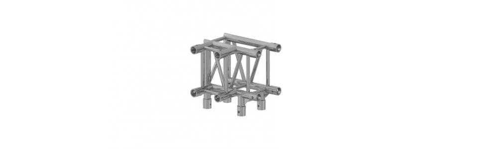 Prolyte Rectangular 36 Series 3-Way Corner