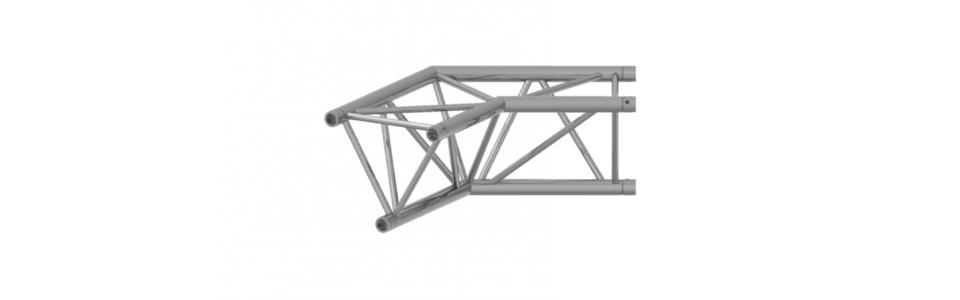 Prolyte Triangular 30 Series 2-Way Corner, 120 Degree