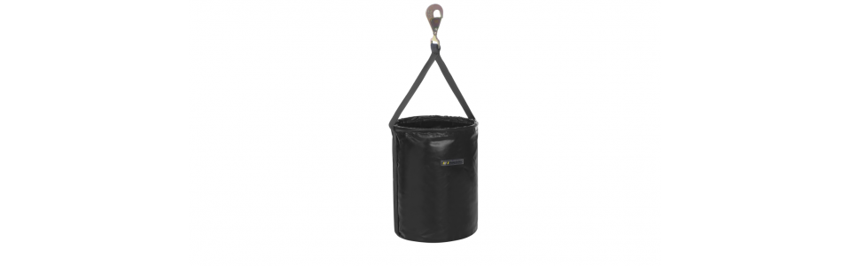 Short Haul Chain Bag, Black